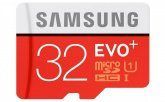 SAMSUNG EVO Plus Micro 32Gb +адап (20/95 mb/s) купить