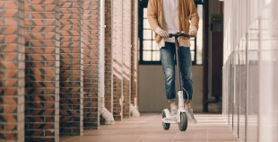 Электросамокат Xiaomi Mijia Electric Scooter White